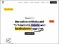 多人協作線上白板工具_figma